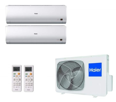 Мульти сплит-система Haier 2U14CS4ERA+ AS07BS4HRA 2 ШТ